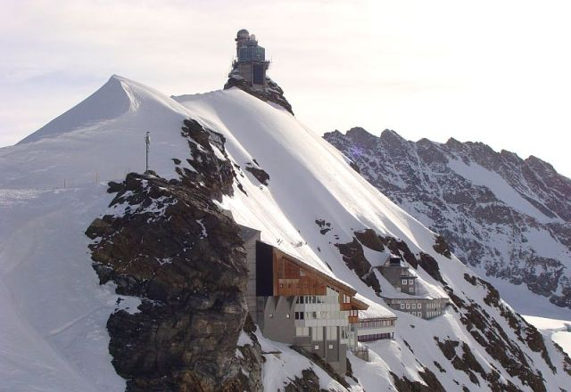 Forschungsstation Jungfraujoch